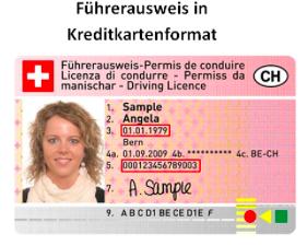 Povinná výměna řidičského průkazu