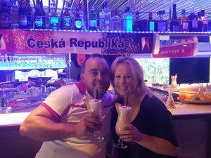 Jak český Jarda k baru přišel
