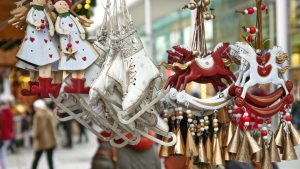 Jak prodávat na trhu. Manuál pro trhovce. Vánoční trhy ve Švýcarsku