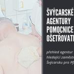 Švýcarské agentury pro ošetřovatelky, pomocnice v domácnosti na turnusy nebo stálý pracovní poměr