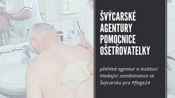 agentury osetrovatelky Svycarsko