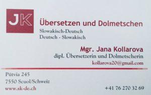 preklady a tlumoceni svycarsko