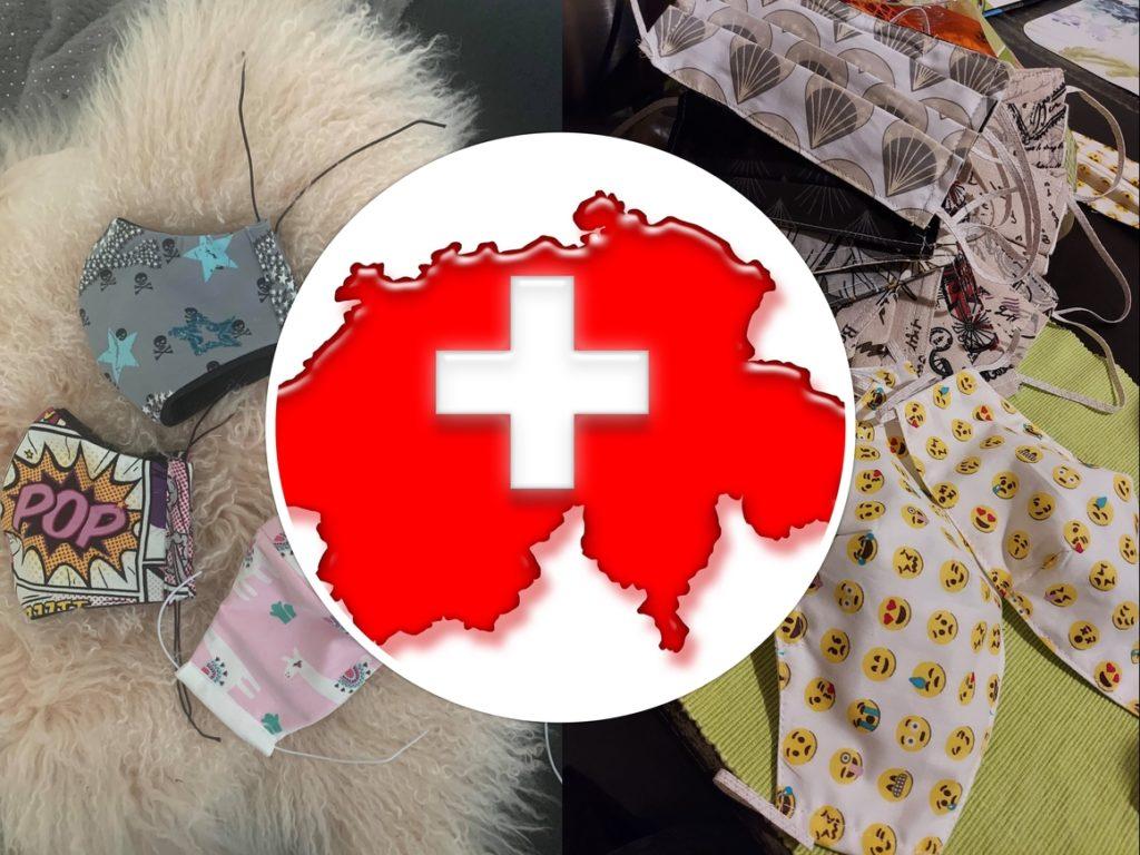 seženete roušky pro švýcarsko krajanky